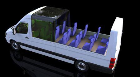 Mikroautobusi-kabrioleti