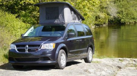 Interesantās Chrysler Grand Voyager versijas