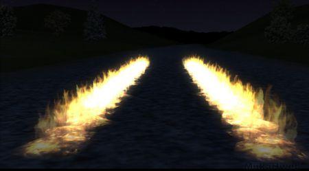Ātrāk par liesmu