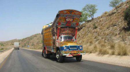 Король дороги – грузовой тюнинг по-пакистански