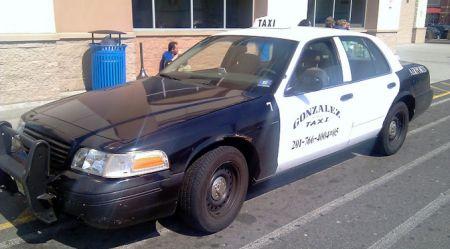 Policijas takši – nedaudz par darbu aizsegā
