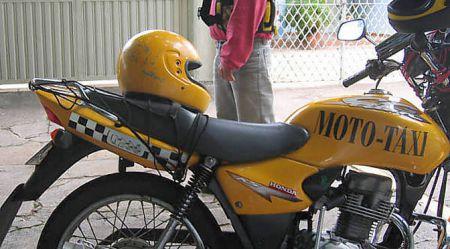 Moto taksometri Eiropā un Āzijā