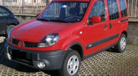 par Renault Kangoo 4x4