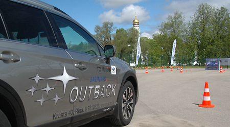 Subaru EyeSight – solis ceļu satiksmes drošības uzlabošanā