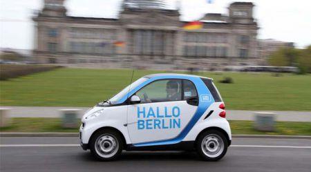 Berlīne: kas ir Carsharing un, kā tas darbojas