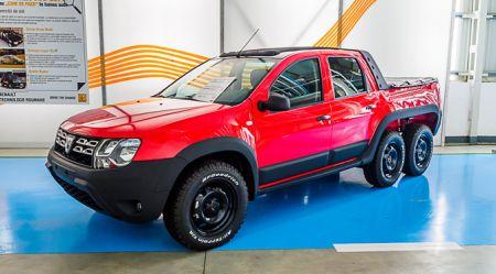 Dacia: muzejs tehniskā centra paspārnē