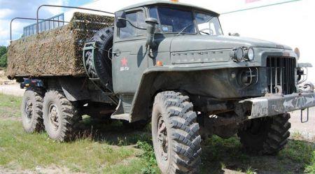Polija: vecās militārās tehnikas privātā kolekcija
