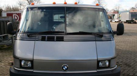 «Karstais» kemperis, ar BMW dzinēju