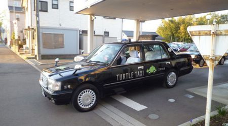 Taksometri-bruņurupuči