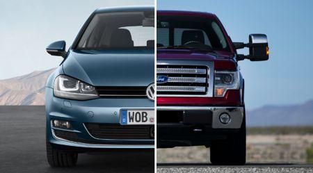 Auto pārdošanu līderi dažādās pasaules valstīs