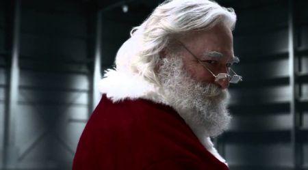 Ar ko braukā ziemassvētku vecītis?