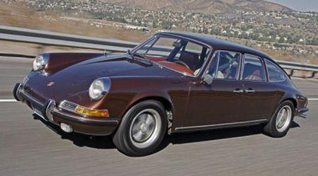 Porsche Panamera priekšteči
