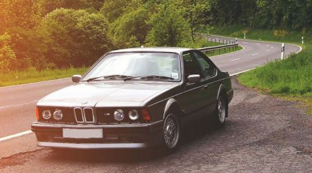 BMW 6 E24 – būs, ko atcerēties vecumdienās