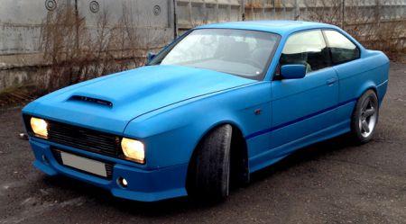 BMW-2140, ar Toyota dzinēju