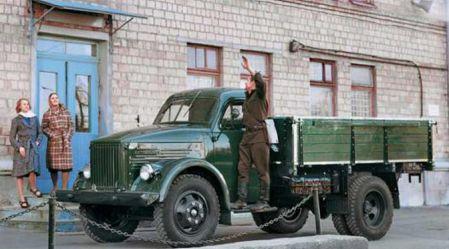 GAZ-51, vēstures posmi