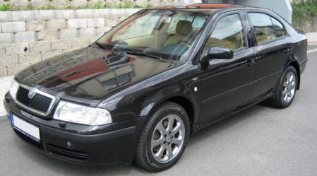 1999. izlaiduma gada Škoda Octavia par 44 000 eiro