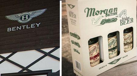 Viesnīca Bentley un Morgan alus