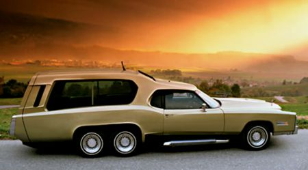 Sešriteņu automašīnu vēsture
