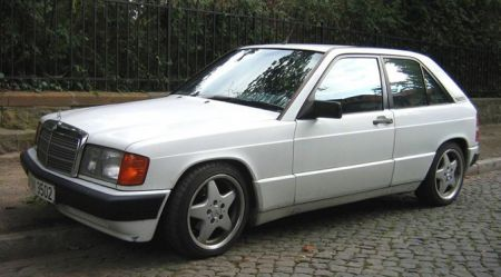 Mercedes-Benz Golf?