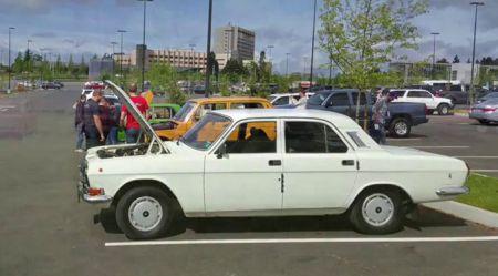 Boxy Sedans amerikāņu gaumē