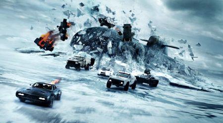 """Cik mašīnas sasita filmās """"Forsāža""""?"""