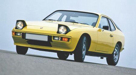 Porsche 924: tautas sporta vāģis
