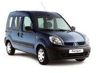 Renault Kangoo – gāzes aprīkojums