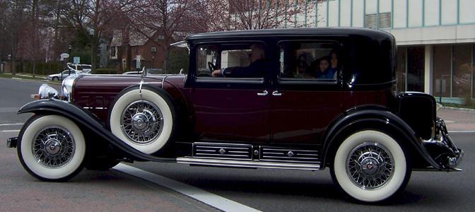 1502_kozirki_1931 Cadillac V16 Club Sedan