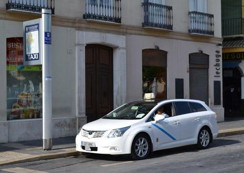 Malaga-Taxi