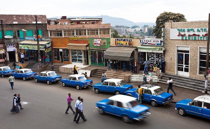 Ethiopia Taxis