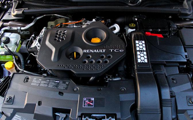 Photo moteur essence 1.6 l TCe 200 ch Renault Talisman (2015)