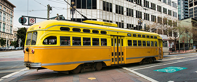 San Francisco's Muni Celebrates it's 100th Birthday | December 28, 1912 to 2012