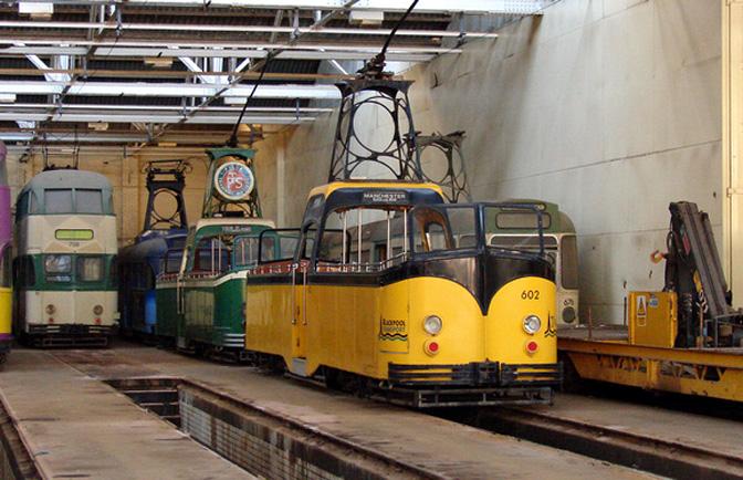 blackpool tram 2f3