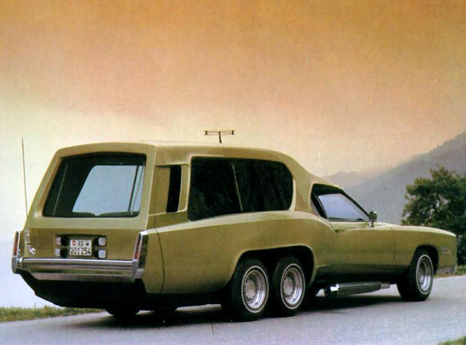 Sbarro Function Car 2