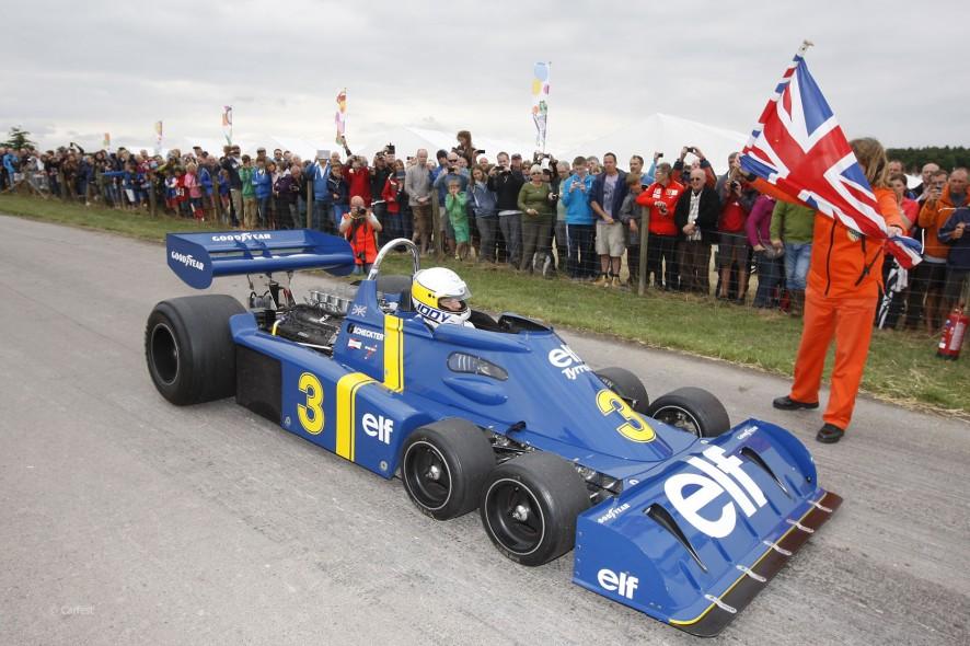 Tyrrell P34 1976