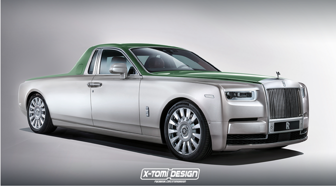 Rolls-Royce Phantom Pickup2