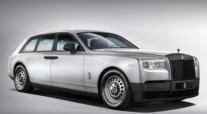 Rolls-Royce Phantom ShootingBrake BaseSpec2