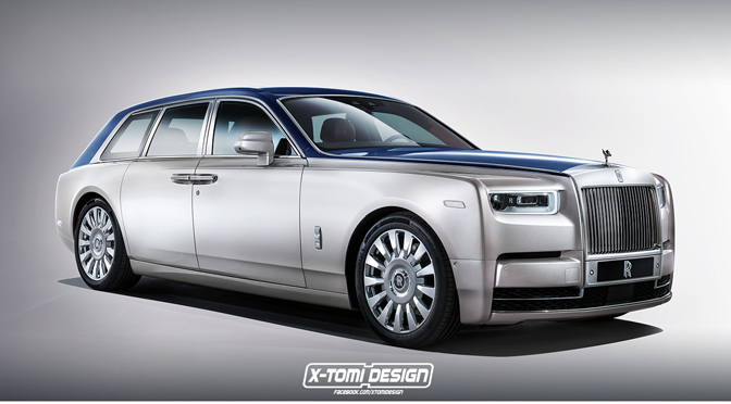 Rolls-Royce Phantom ShootingBrake2
